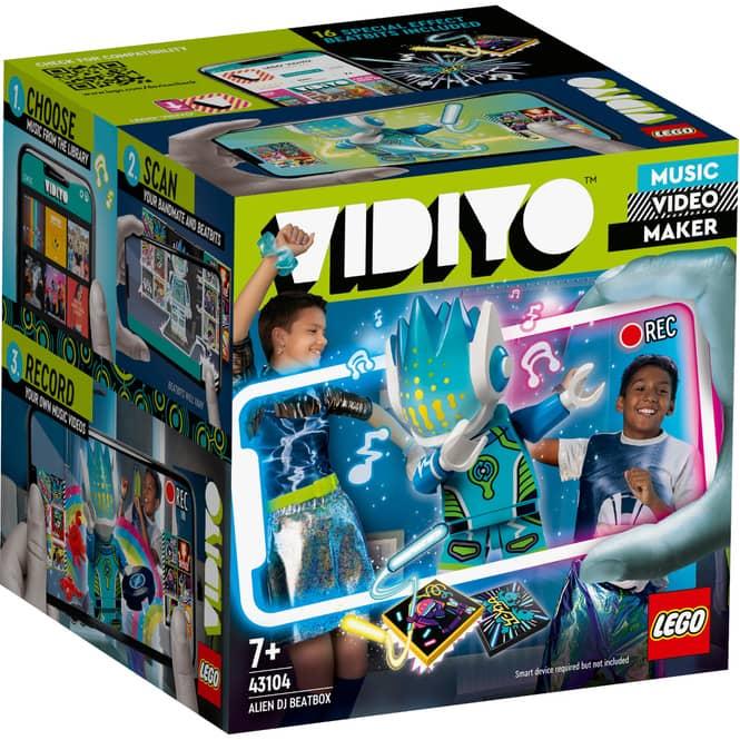 LEGO® VIDIYO™ 43104 - Alien DJ BeatBox