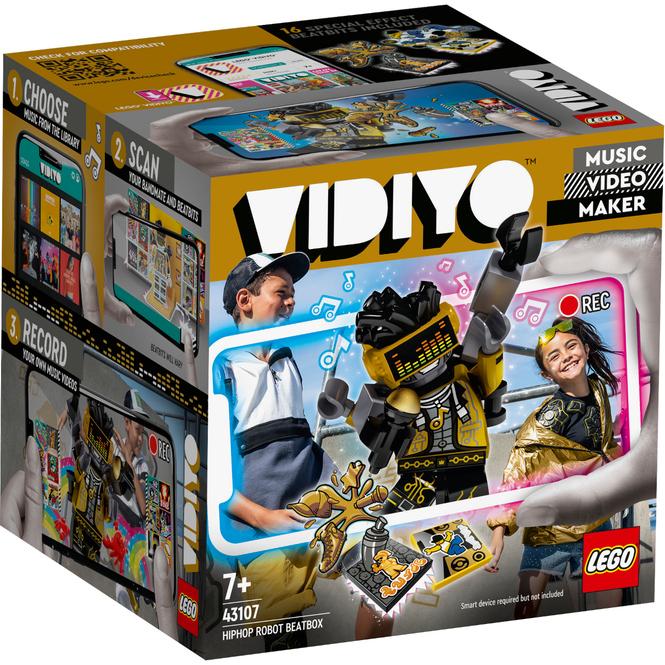 LEGO® VIDIYO™ 43107 - HipHop Robot BeatBox