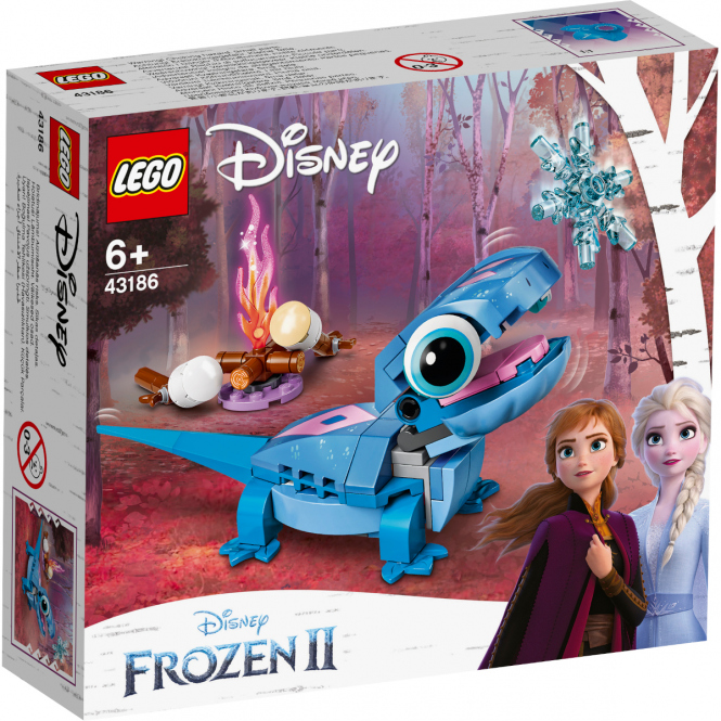 LEGO® Disney Princess 43186 - Salamander Bruni