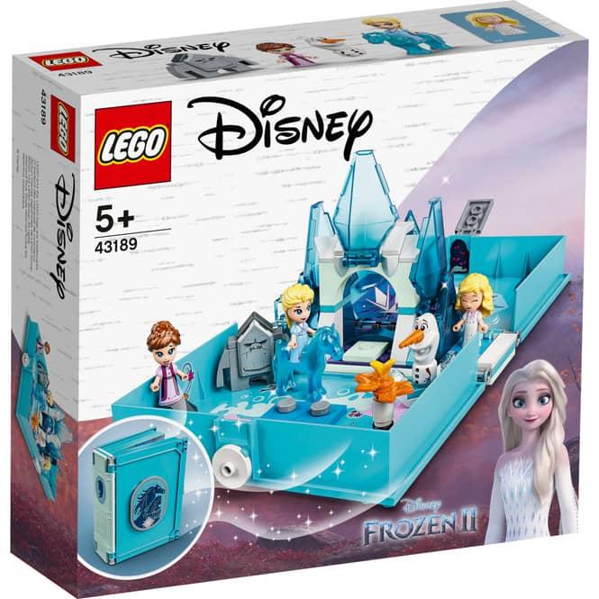 LEGO® Disney Frozen 43189 - Elsas Märchenbuch