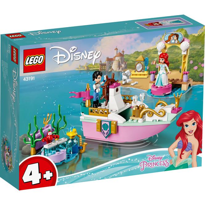 LEGO® Disney Princess 43191 - Arielles Festtagsboot