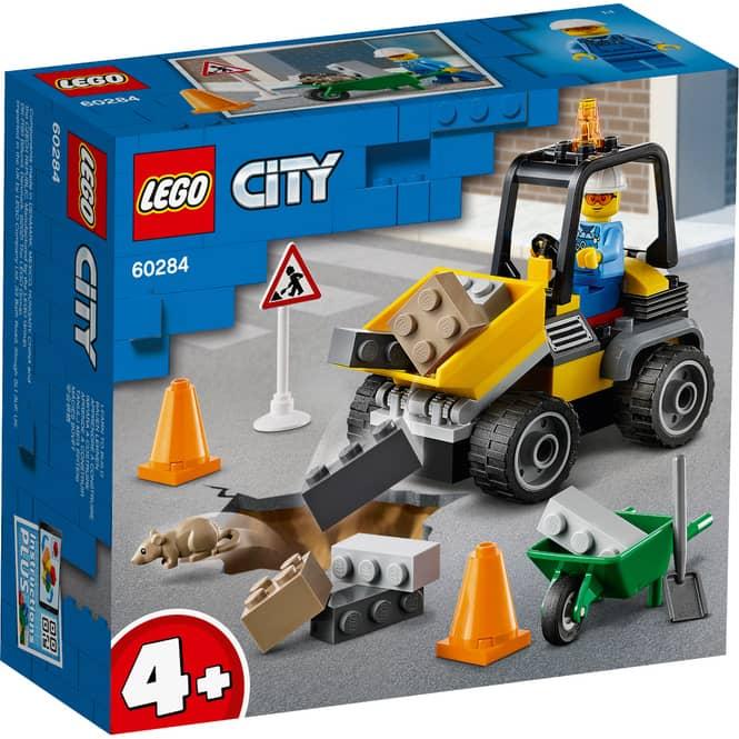 LEGO® City Great Vehicles 60284 - Baustellen-LKW