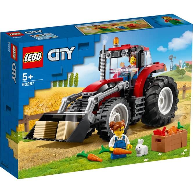 LEGO® City Great Vehicles 60287 - Traktor