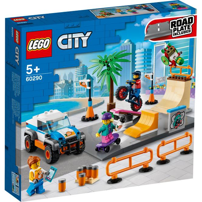 LEGO® City 60290 - Skate Park