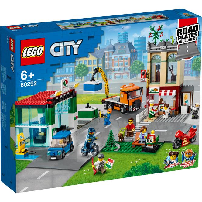 LEGO® City 60292 - Stadtzentrum