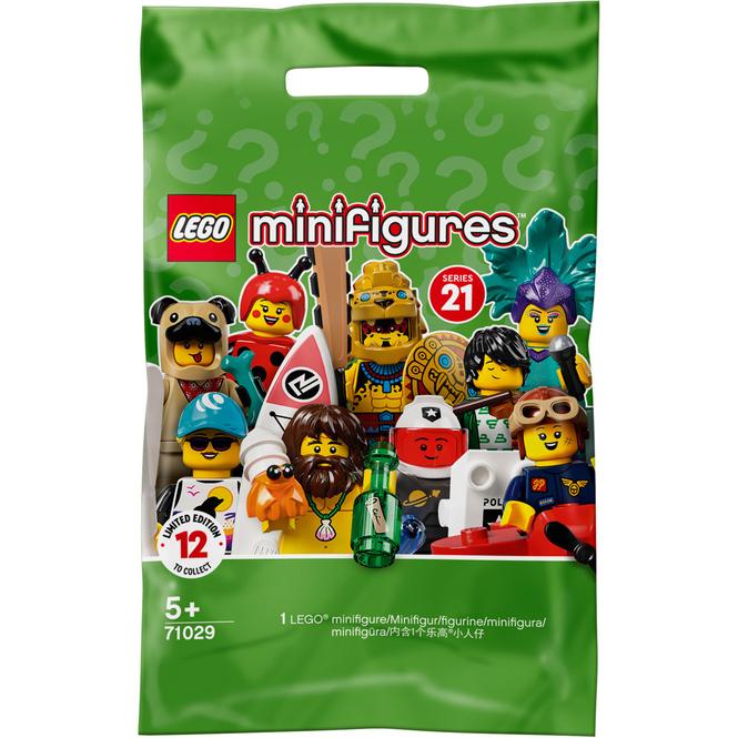 LEGO® Minifigures 71029 - LEGO Minifiguren Serie 21