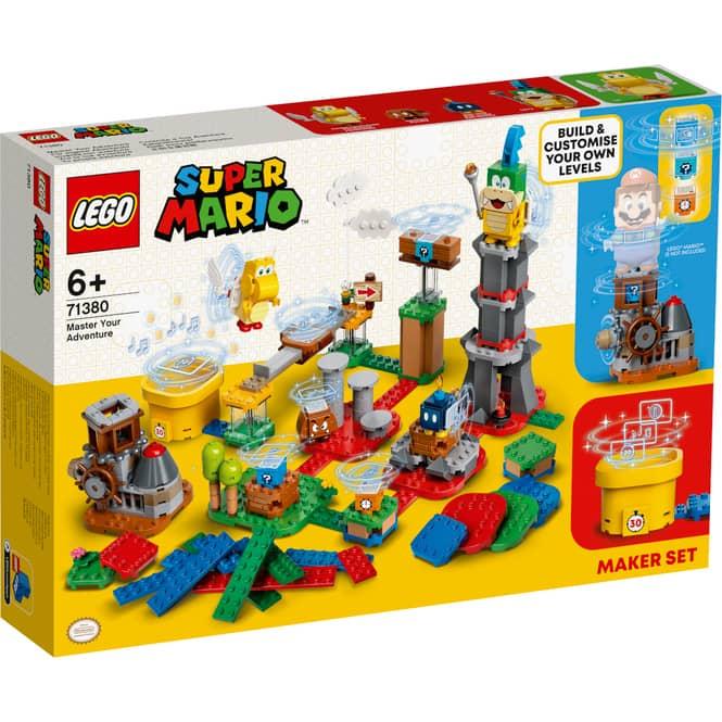 LEGO® Super Mario™ 71380 - Baumeister-Set für eigene Abenteuer
