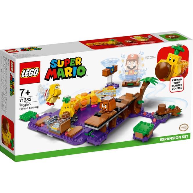 LEGO® Super Mario™ 71383 - Wigglers Giftsumpf - Erweiterungsset