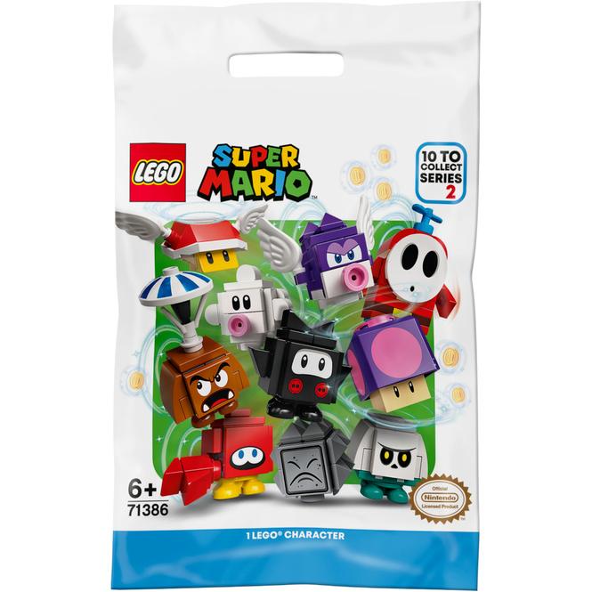 LEGO® Super Mario™ 71386 - Mario-Charaktere - Serie 2