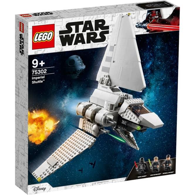 LEGO® Star Wars™ 75302 - Imperial Shuttle™