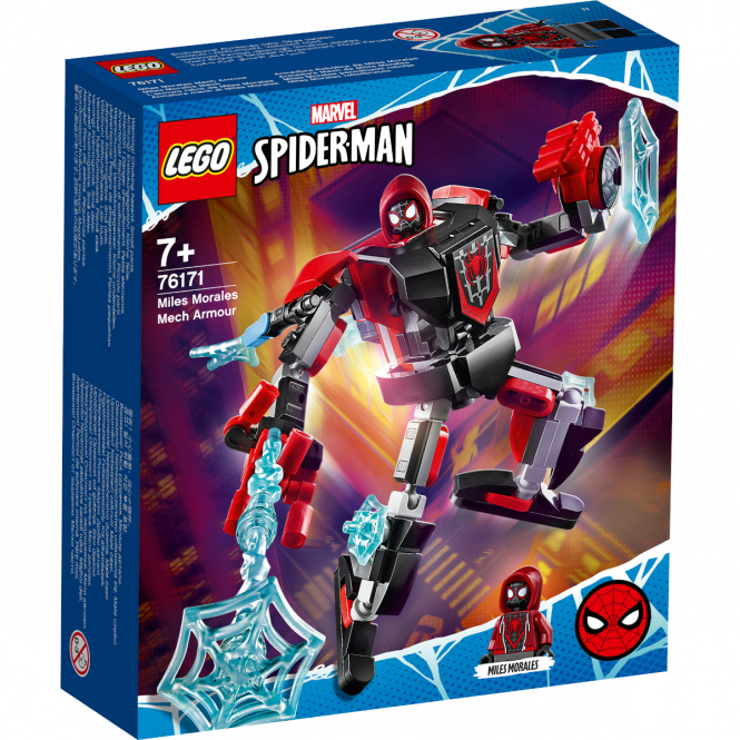LEGO® Marvel Super Heroes 76171 - Miles Morales Mech