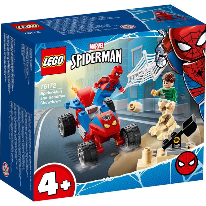 LEGO® Marvel Super Heroes 76172 - Das Duell von Spider-Man und Sandman