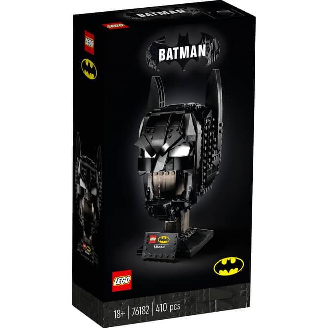 LEGO® DC Comics Super Heroes 76182 - Batman™ Helm