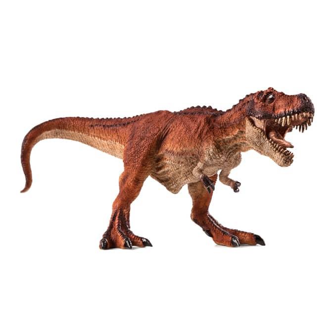Besttoy Dinosaurier - Tyrannosaurus Rex - rot - Spielfigur 387273