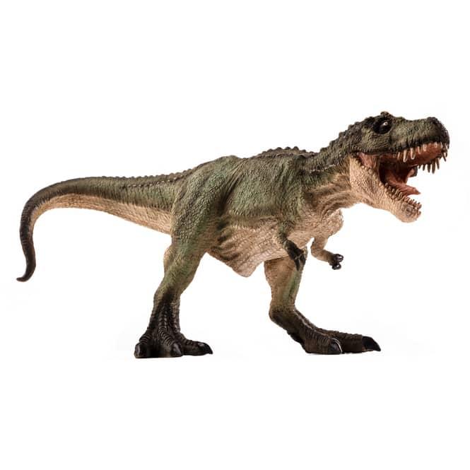Besttoy Dinosaurier - Tyrannosaurus Rex - grün - Spielfigur 387293