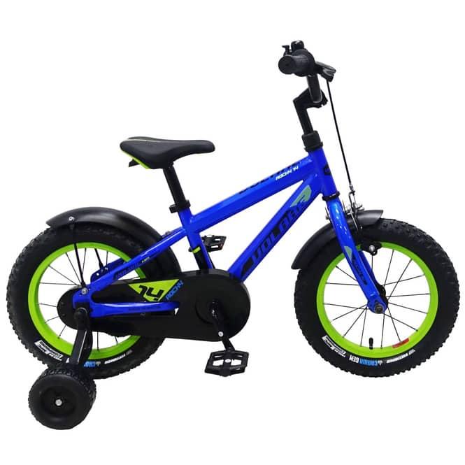 Fahrrad - Volare Rocky - 14 Zoll - blau