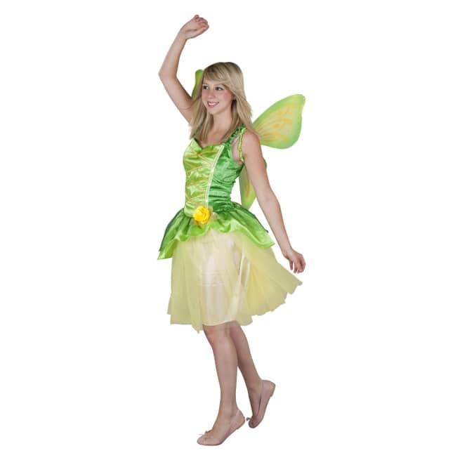 Kostüm - Fee, für Erwachsene, 2-teilig