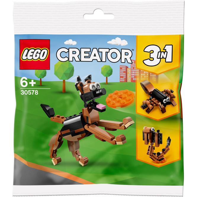 LEGO® Creator 30578 - Deutscher Schäferhund