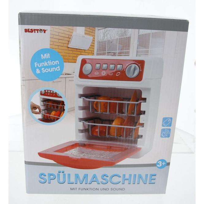 Besttoy - Spülmaschine - mit Funktion und Sound