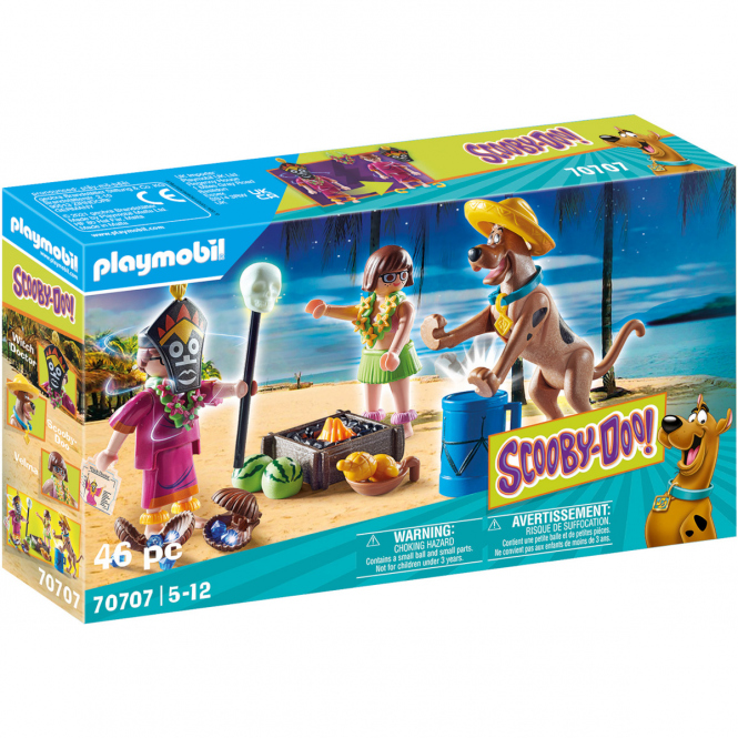 PLAYMOBIL®70707 - SCOOBY-DOO! - Abenteuer mit  Witch Doctor