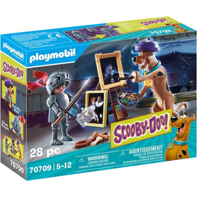 PLAYMOBIL®70709 - SCOOBY-DOO!- Abenteuer mit Black Knight