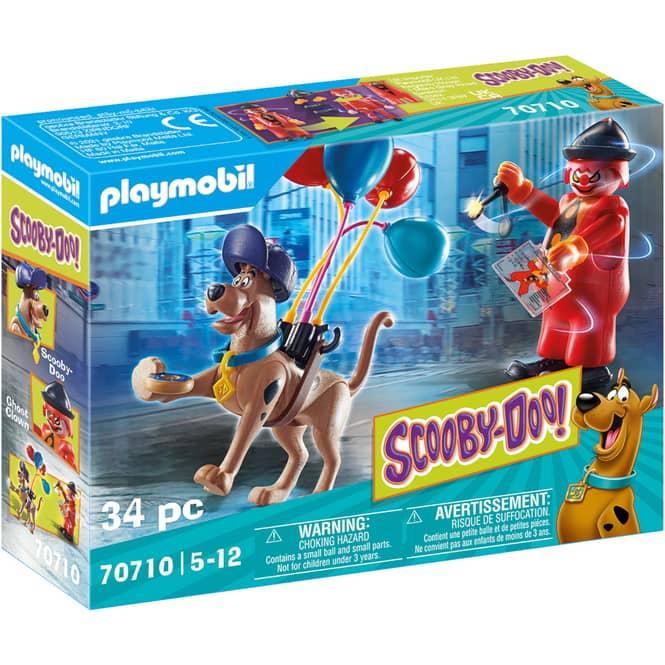 PLAYMOBIL®70710 - SCOOBY-DOO!- Abenteuer mit Ghost Clown