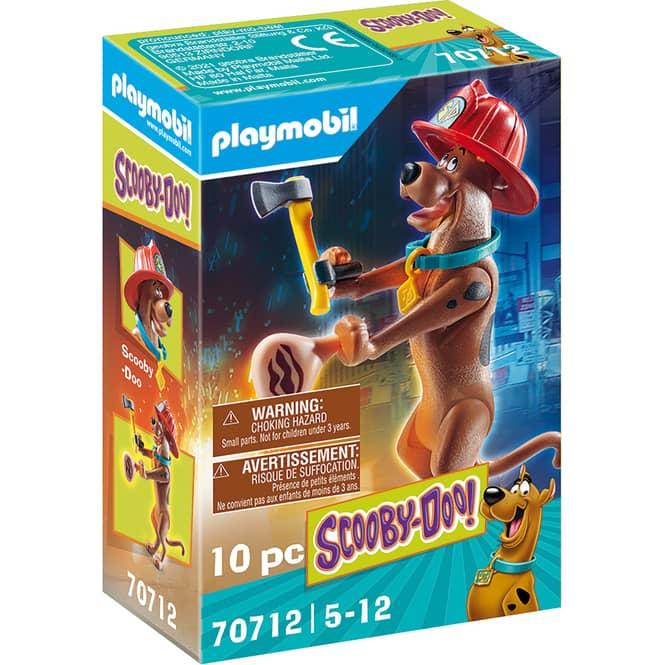 PLAYMOBIL®70712 - SCOOBY-DOO! - Sammelfigur Feuerwehrmann