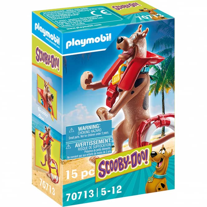 PLAYMOBIL®70713 - SCOOBY-DOO! - Sammelfigur Rettungsschwimmer