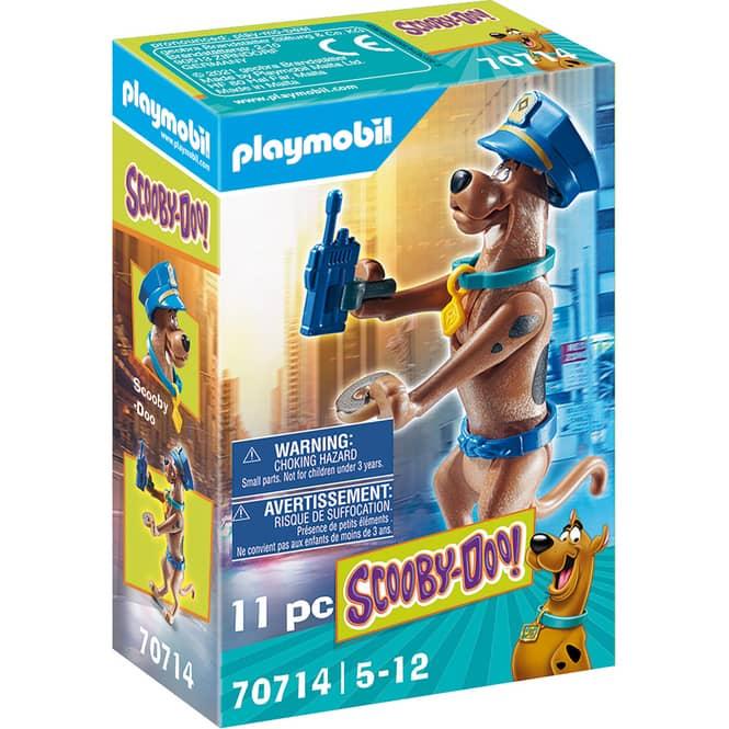 PLAYMOBIL®70714 - SCOOBY-DOO! - Sammelfigur Polizist