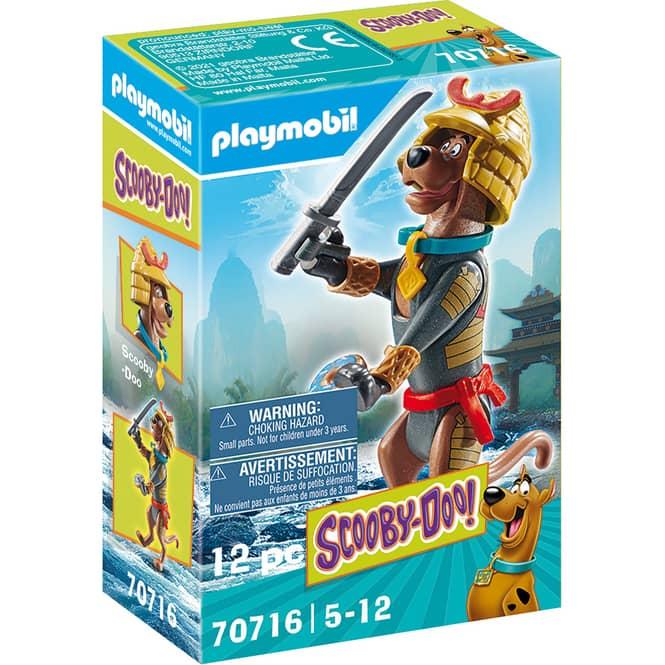 PLAYMOBIL®70716 - SCOOBY-DOO! - Sammelfigur Samurai