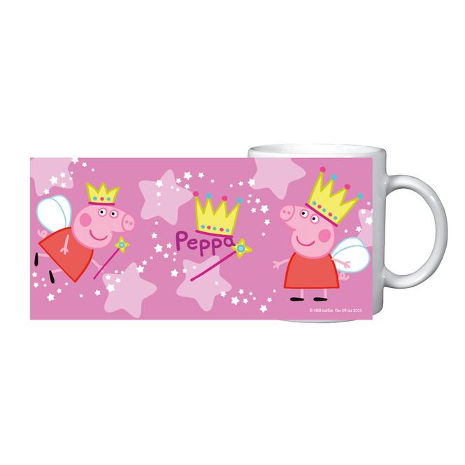 Peppa Wutz - Tasse - pink