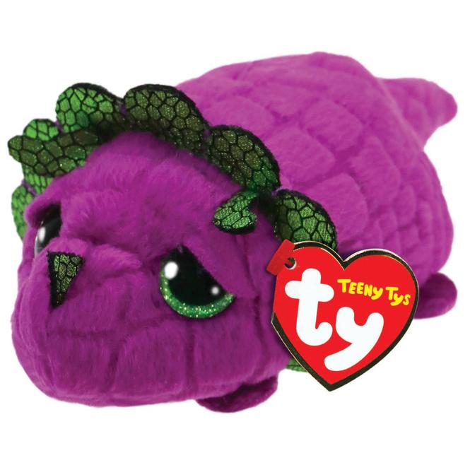 Teeny Ty - Dino Landon - lila - ca. 10 cm