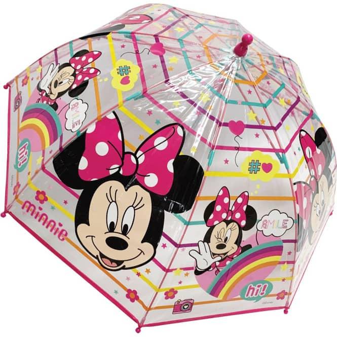 Minnie Maus - Regenschirm - ca. 45 cm