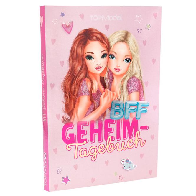 TOP Model - BFF Geheim-Tagebuch