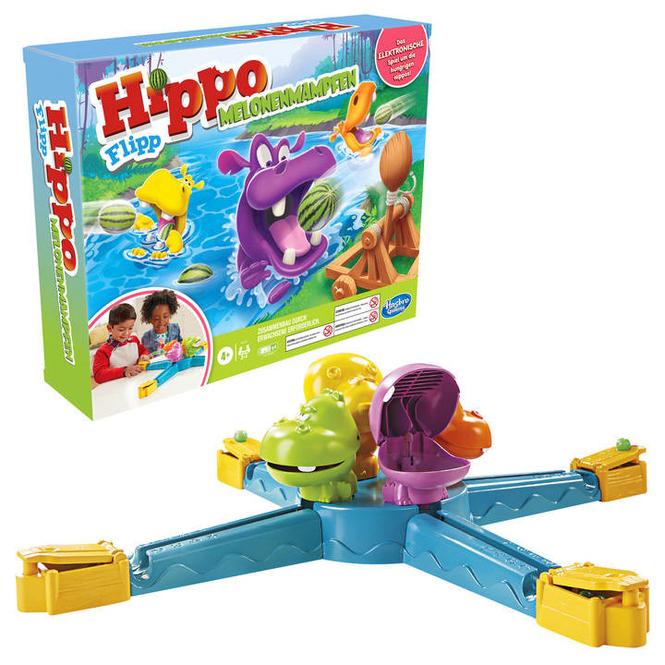 Hippo Flipp - Melonenmampfen