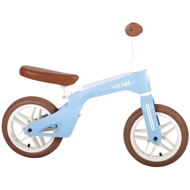 Laufrad - Racer - blau-weiß - 10 Zoll