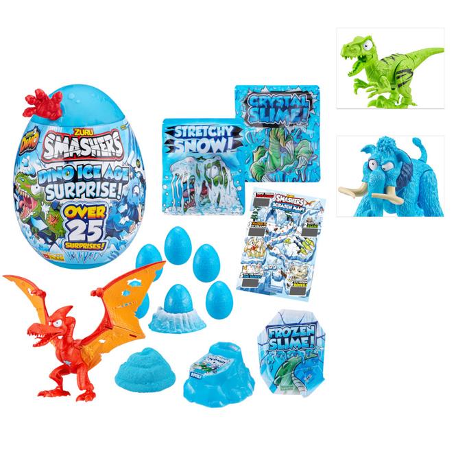Smashers - Dinosaurier Eiszeit Surprise - 1 Stück