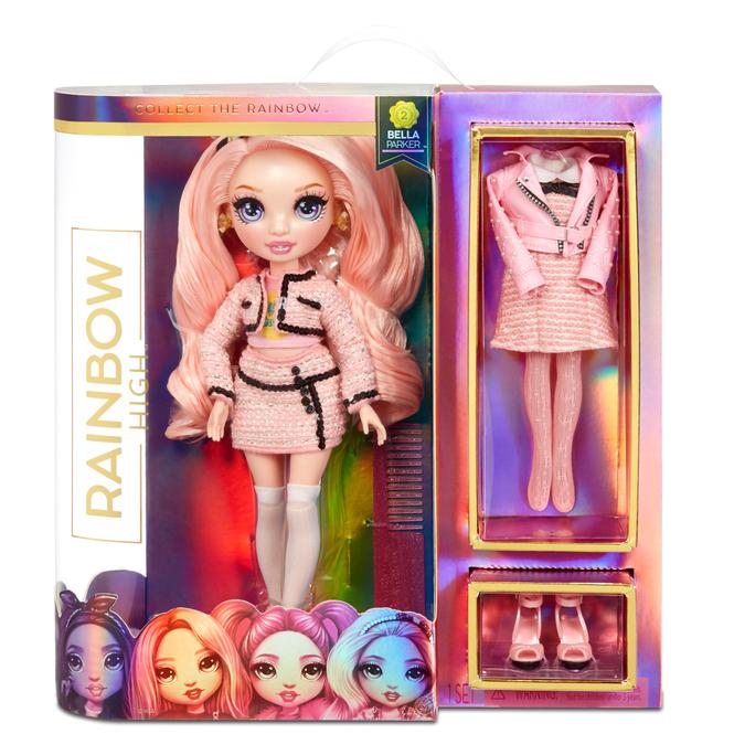 Rainbow High - Fashion Puppe - Bella Parker