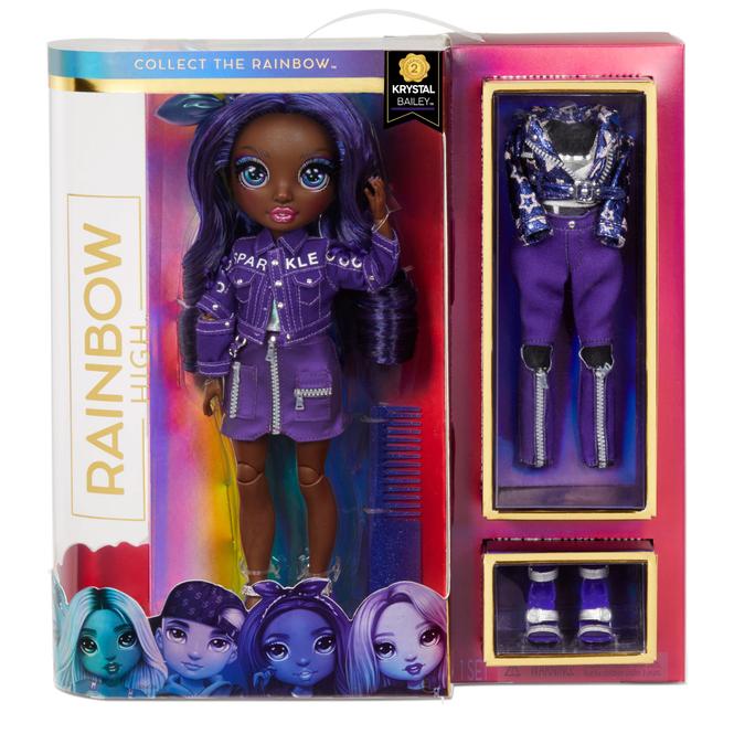 Rainbow High - Fashion Puppe - Krystal Bailey