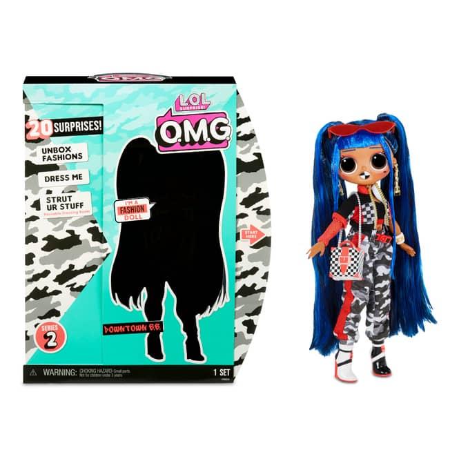 L.O.L. Surprise! - O.M.G. Fashion Puppe - Downtown BB