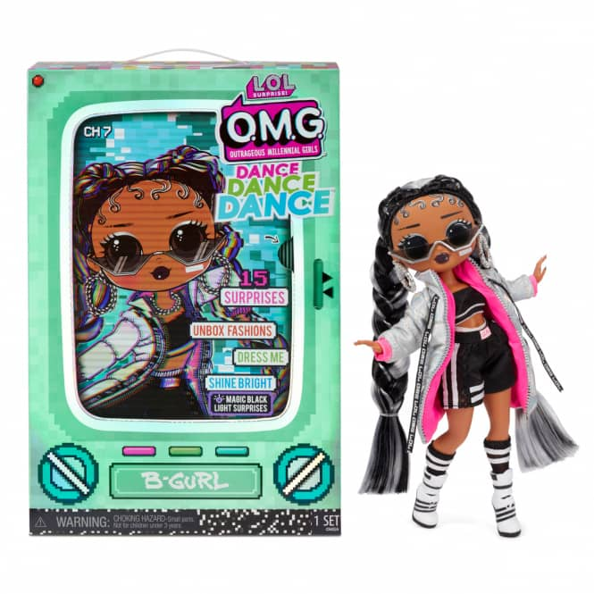 L.O.L. Surprise OMG - Dance Doll - B-Gurl