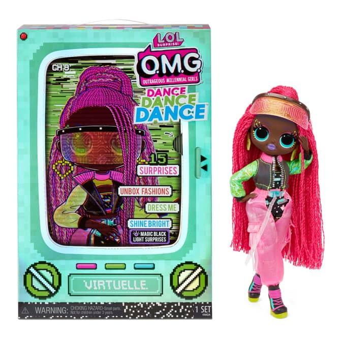 L.O.L. Surprise OMG - Dance Doll - Virtuelle