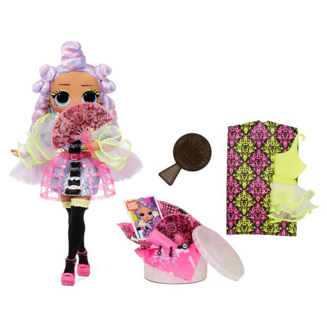 L.O.L. Surprise OMG - Dance Doll - Miss Royale
