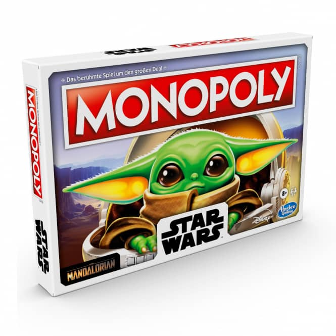 Monopoly - Star Wars - Das Kind
