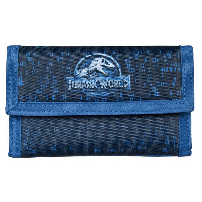 Jurassic World - Geldbeutel - dunkelblau