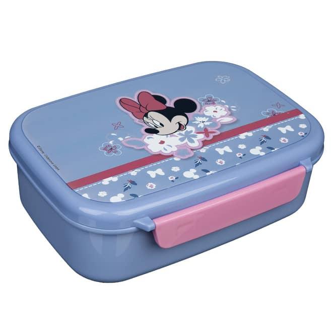 Minnie Mouse - Scooli Brotdose - mit Einsatz