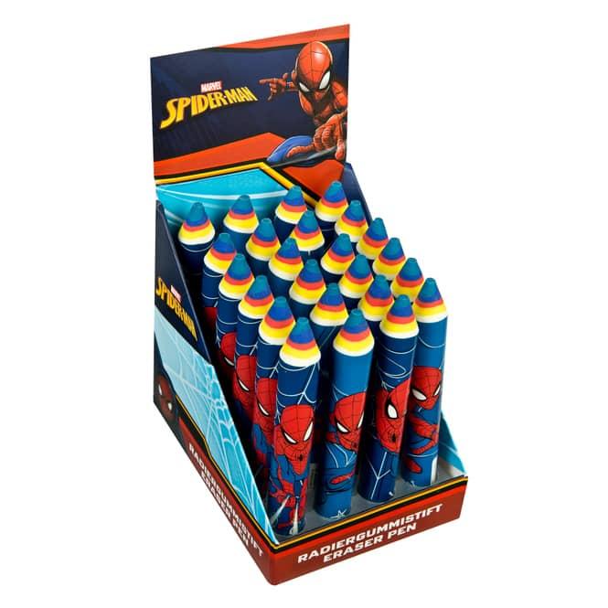 Spiderman - Radiergummistift Serie 2 - 1 Stück