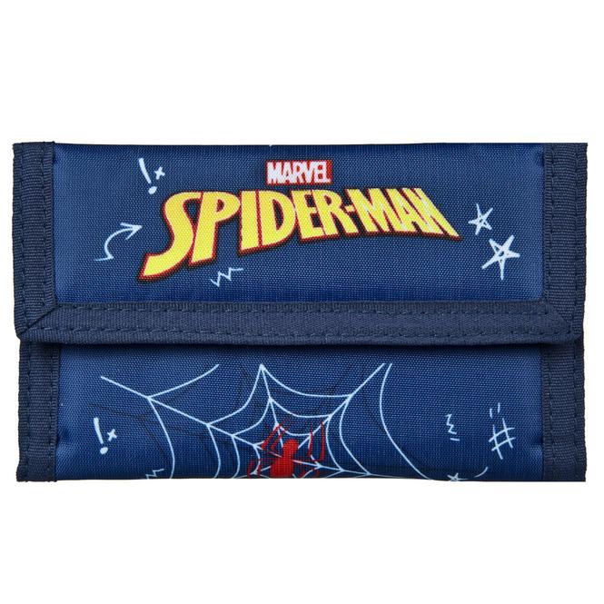 Spiderman - Geldbeutel - dunkelblau