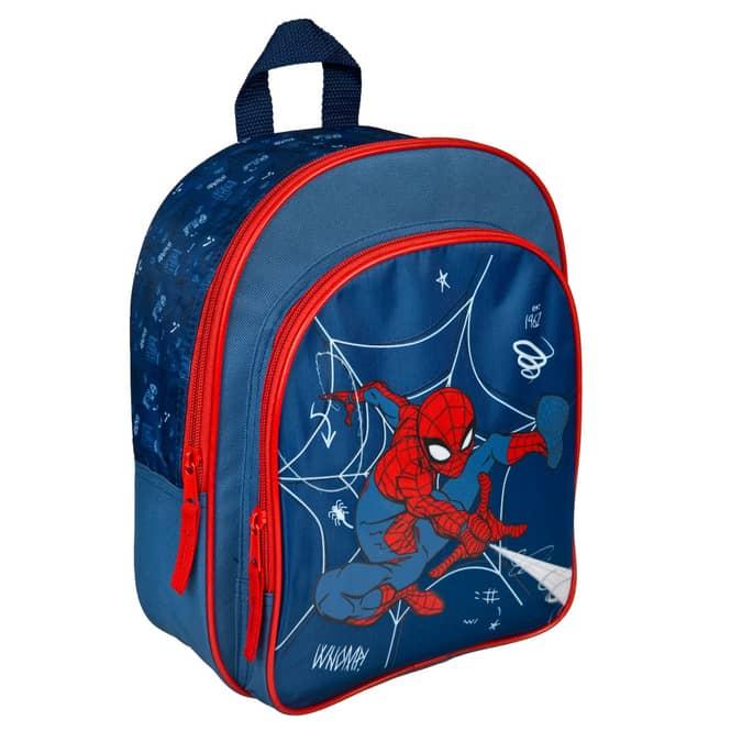 Spiderman - Rucksack mit Vortasche