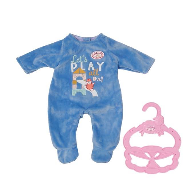 Baby Annabell Little - Strampler blau - 36 cm